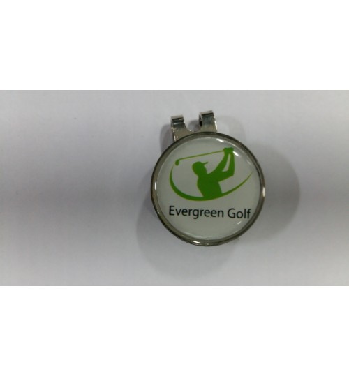 BALL MARKER( CUSTOM YOUR LOGO)